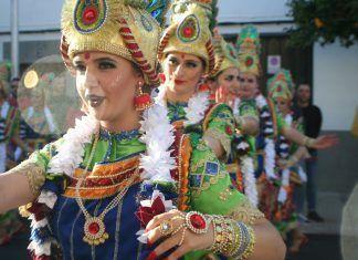 Los Pirulfos segundos en el Carnaval de Badajoz.
