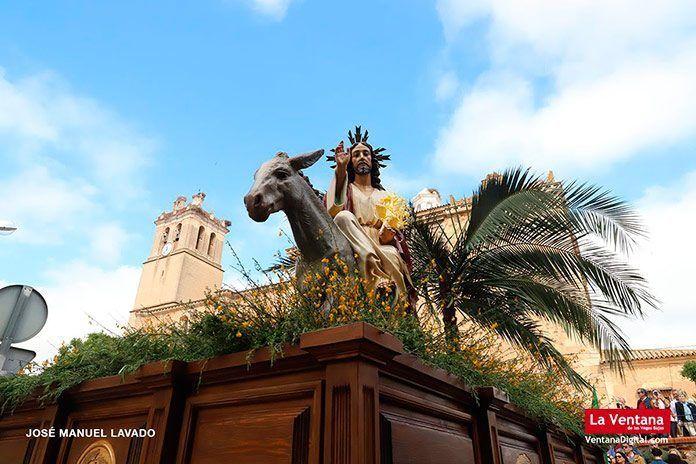 Domingo de Ramos en Montijo