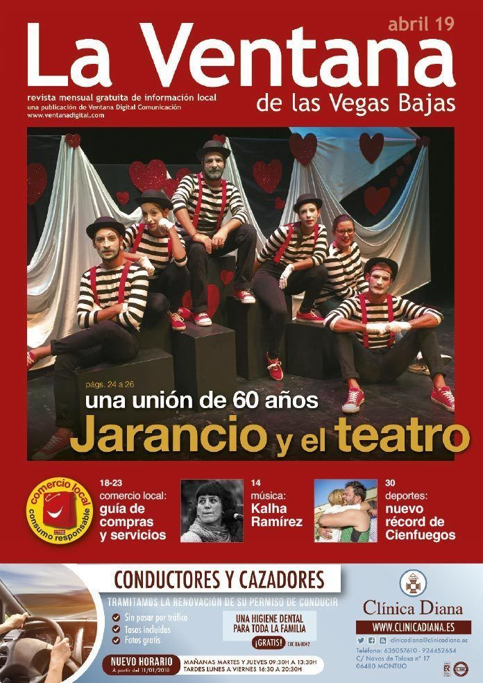 portada La Ventana de abril de 2019