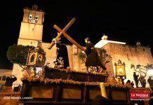 Procesion de la Cofradía Ntro. Padre Jesús Nazareno y Ntra. Sra. de la Piedad (foto: Jose Manuel Lavado)