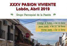 cartel pasion viviente lobon 2019