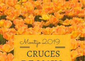Celebración de las cruces de mayo.