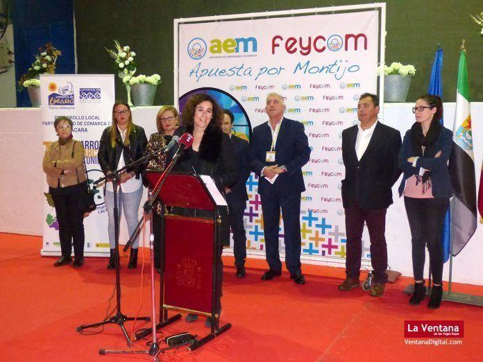 Inauguración Feycom 2019