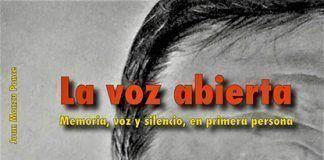 """""""La Voz abierta"""" de Juan Monzu Ponce."""