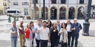 candidatura Ciudadanos Montijo