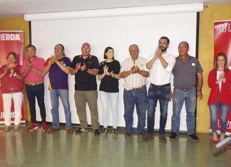 Candidatura de Izquierda Unida al Ayuntamiento de Montijo