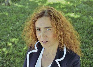 María del Rosario Sánchez Serradilla, candidata de Ciudadanos a la Alcaldía de Puebla de la Calzada