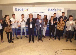 Presentación de la candidatura del PP al Ayuntamiento de Montijo.