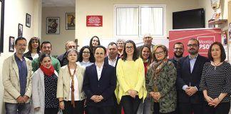 Candidatura del PSOE a la Alcaldía de Montijo.
