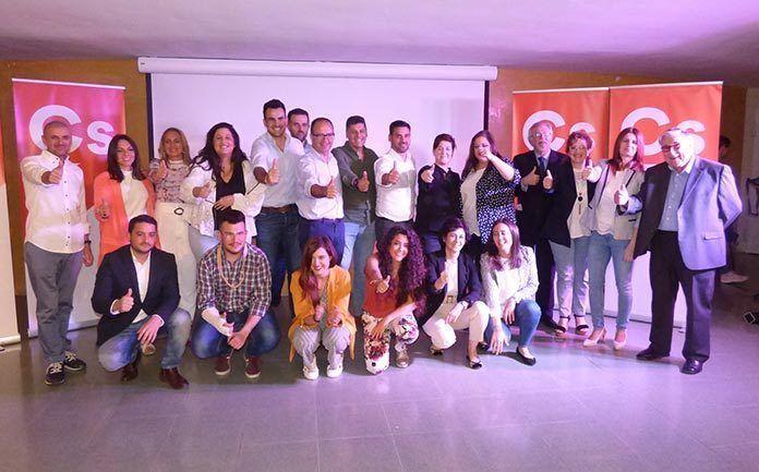 acto-electoral-de-Ciudadanos-en-Montijo