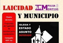 Extremadura laica laicismo en Montijo