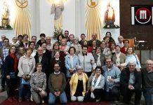 Celebración de la Semana de la Parroquia.