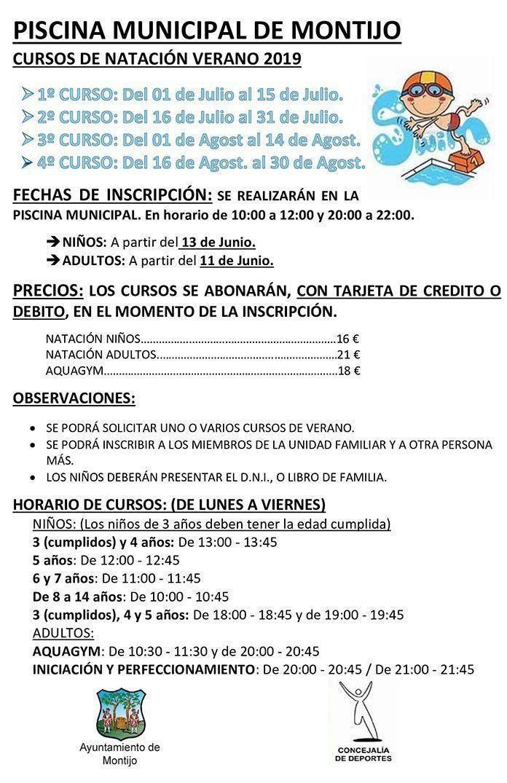 CARTEL-CURSOS-DE-NATACION-VERANO-19-PISCINA-MONTIJO