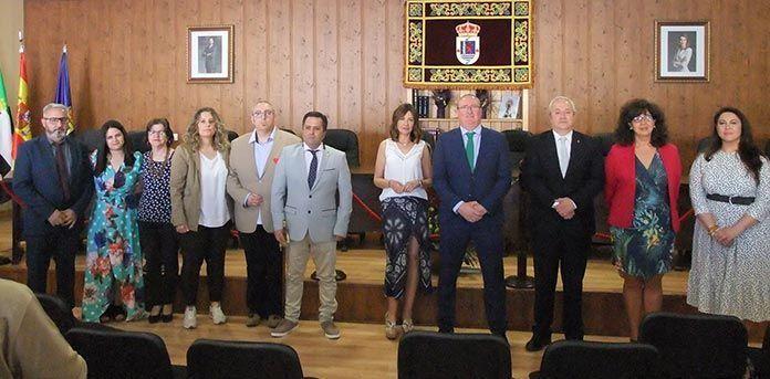 Concejales-de-Guadiana-del-Caudillo