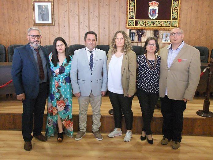 Equipo de Gobierno del Ayuntamiento de Guadiana del Caudillo.