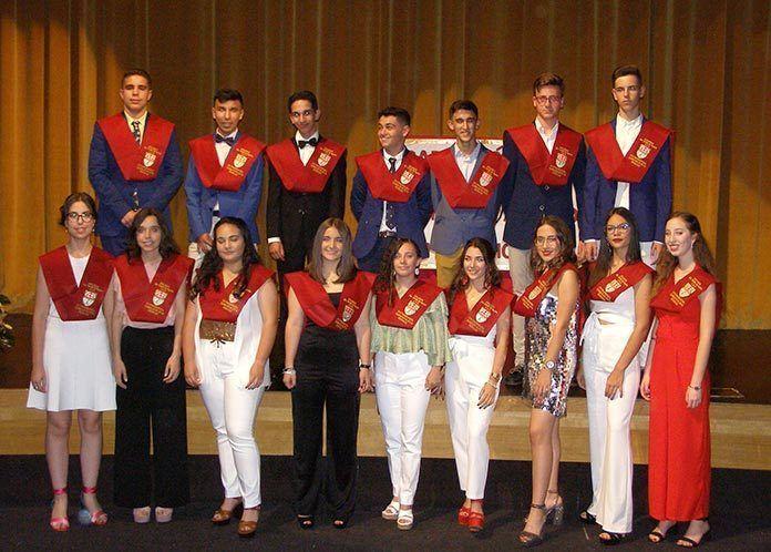 Graduacion-alumnos-Colegio-Santo-Tomas-de-Aquino-Montijo