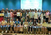Maria-Alcala-Sanchez-montijo-premio-concurso-lectura-en-publico-2019