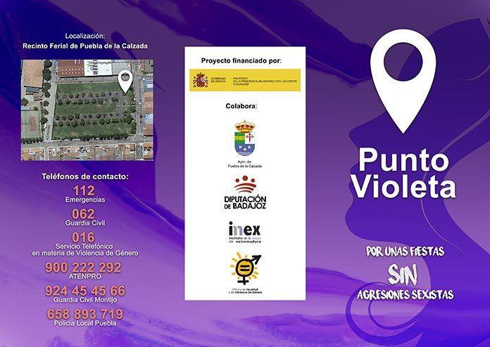 Punto-violeta-Feria-Puebla-de-la-Calzada