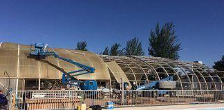 desmontaje-cubierta-piscina-climatizada-montijo