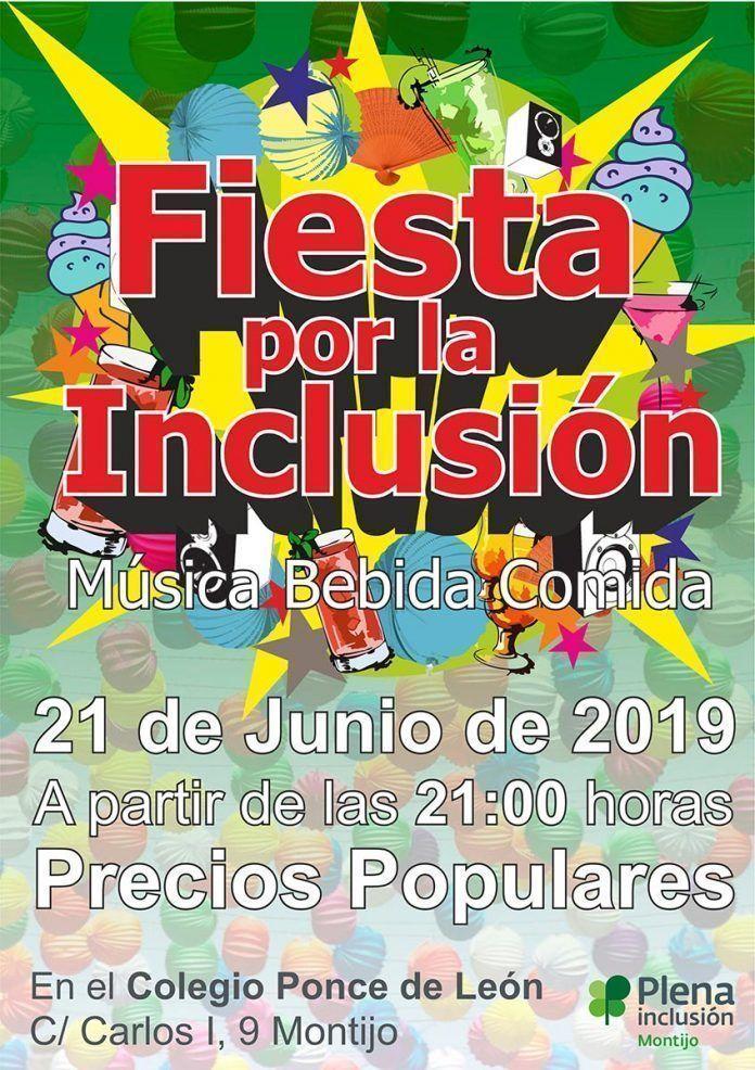 Fiesta por la Inclusión.