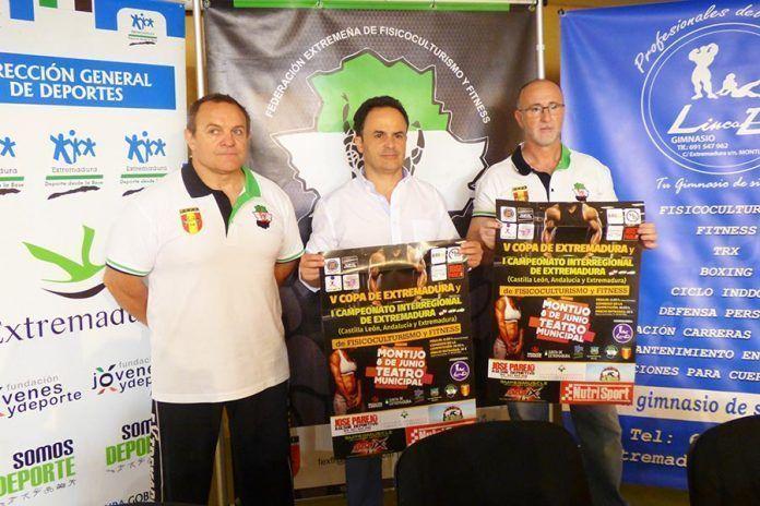 Presentación de la V Copa de Extremadura.