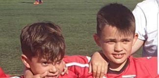 Raúl Méndez y Borja Sánchez en el torneo internacional.