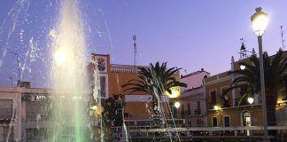 Fuente-de-la-Plaza-de-Espana-de-Puebla-de-la-Calzada