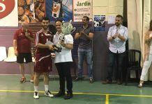 La Ad Hotel Gran Sol ganador de las 36 horas de fútbol sala de Montijo