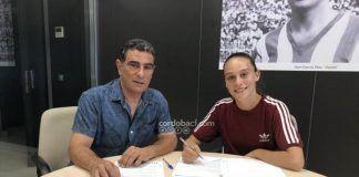 Lidia Santos Moral ficha por el Córdoba CF