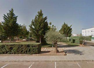Parque Miguel Merino en Montijo