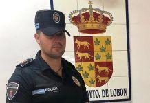 Policía Local de Lobón