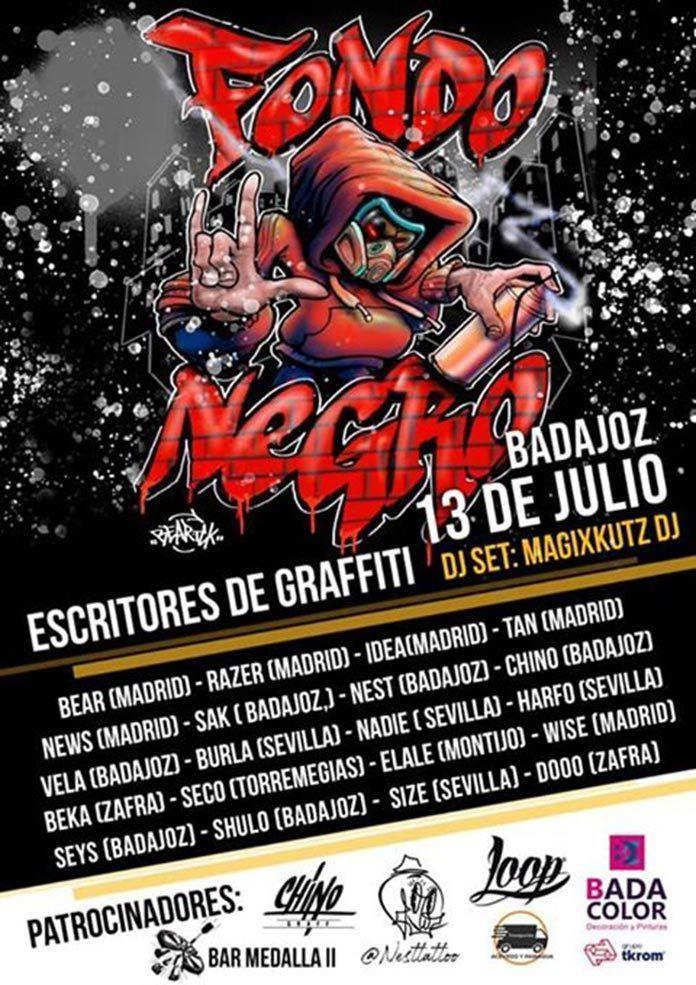 cartel-Festival-de-Graffity-Fondo-Negro