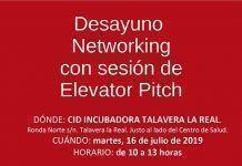 cartel-NETWORKING-CID-TALAVERA-16-JULIO-2019