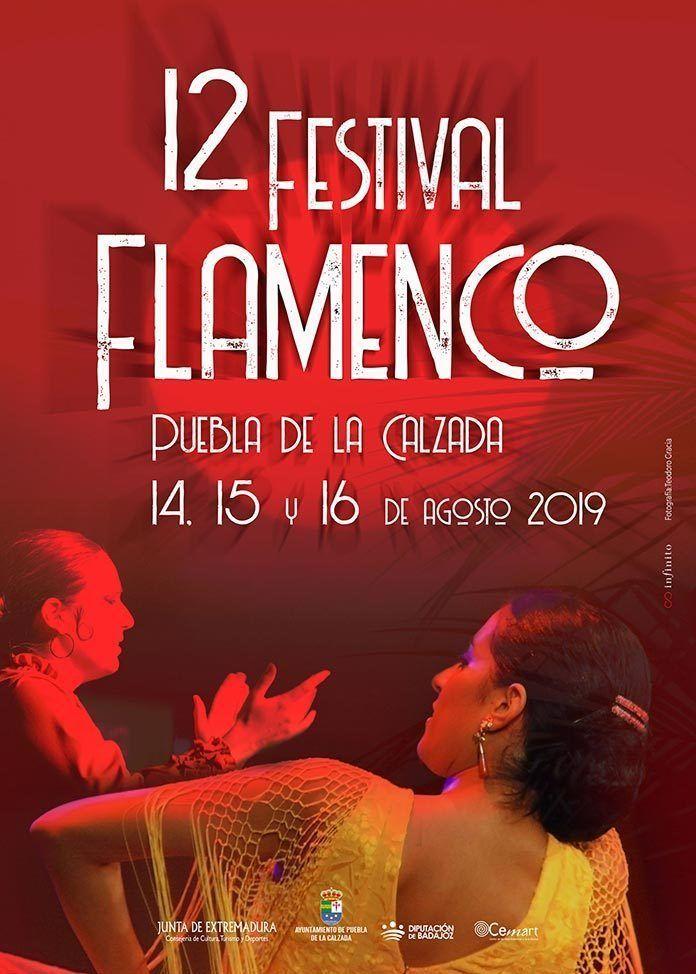 cartel-festival-flamenco-puebla-de-la-calzada-2019