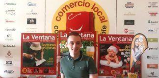 Diego DÍaz Rodríguez, gerente de dinamización comercial de Montijo.