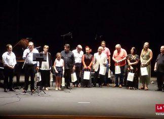 II Encuentro de Musica y Poesia en Montijo