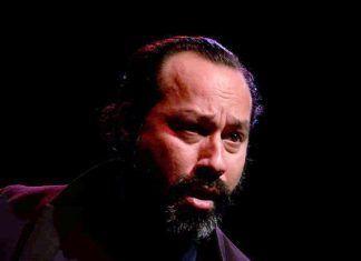 Juan José Suárez cantaor flamenco
