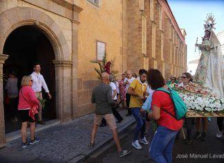 Traslado Virgen de Barbaño -a Montijo 2019