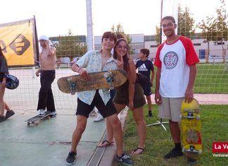 Skate Puebla de la Calzada