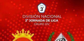 Segunda jornada de liga que enfrentará a la UD Montijo y Racing Valverdeño.