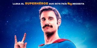 Super López en el Cine de Verano de Puebla de la Calzada.