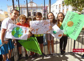 Concentración por el Clima en Montijo