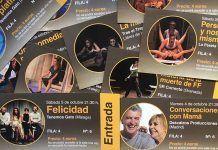 entradas del Festival Nacional de Teatro Vegas Bajas