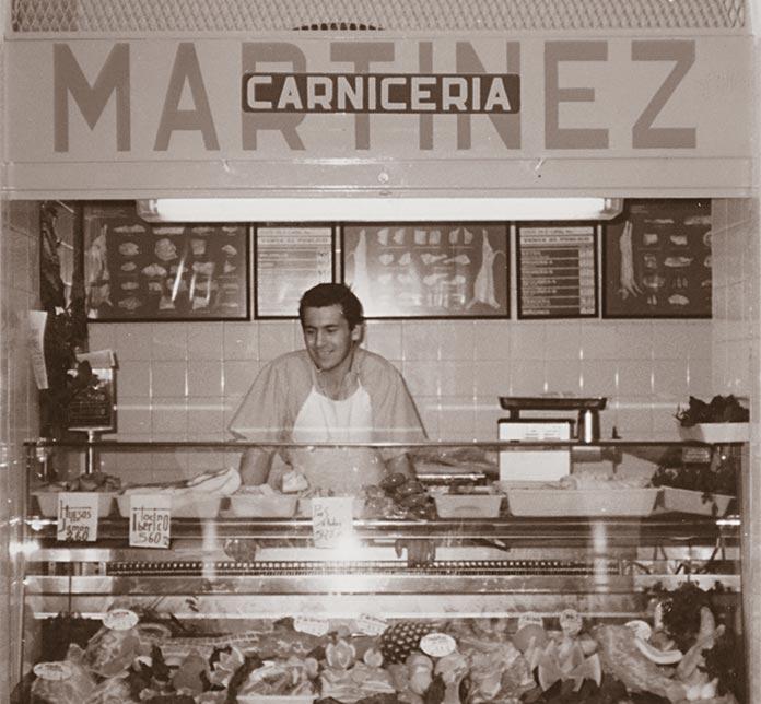 Pedro Martínez Martín Plaza de Abastos de Montijo, 1987