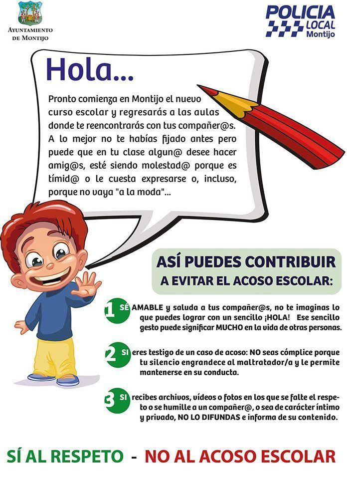 evitar el acoso escolar