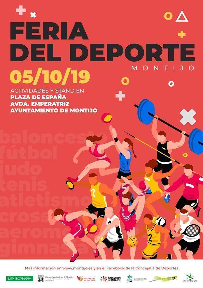 Feria del Deporte Montijo 2019