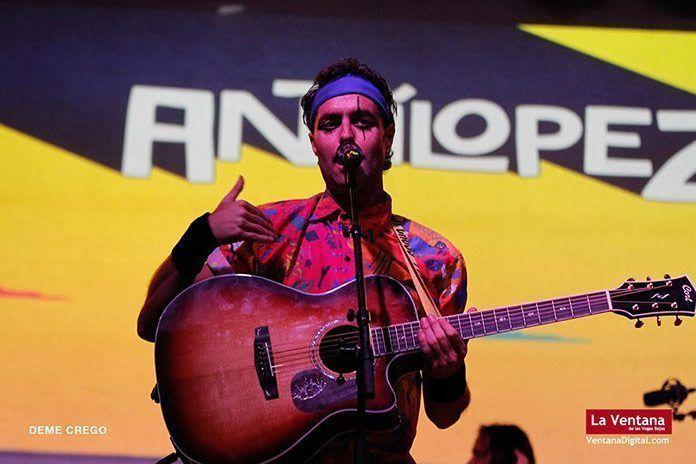 concierto Antílopez Montijo