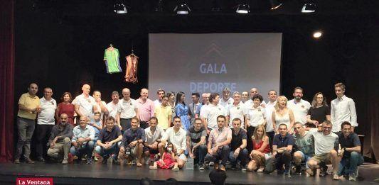 Gala del Deporte de Puebla de la Calzada 2019