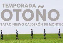 Programación de otoño del Teatro Nuevo Calderón de Montijo