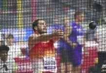 Javier Cienfuegos, séptimo en la Final del Mundial de Doha